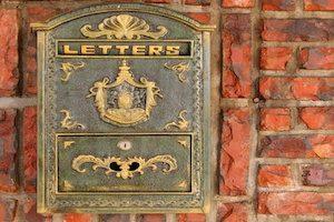 Brick Mailbox Installation