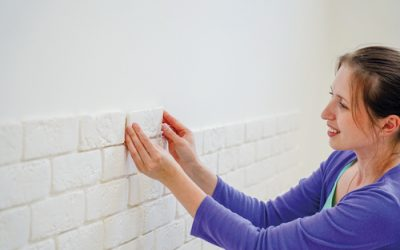The Right Way to Install Brick Veneer on Drywall