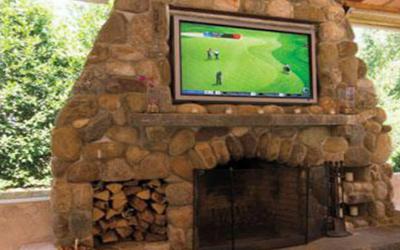 Homeowners May Profit on Cost of a Masonry Fireplace