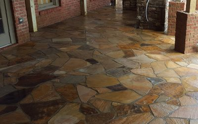 How Do I Choose the Right Custom Stone Work for a Patio?